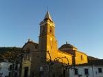 Plaza de la Constitución. Iglesia Parroquial.