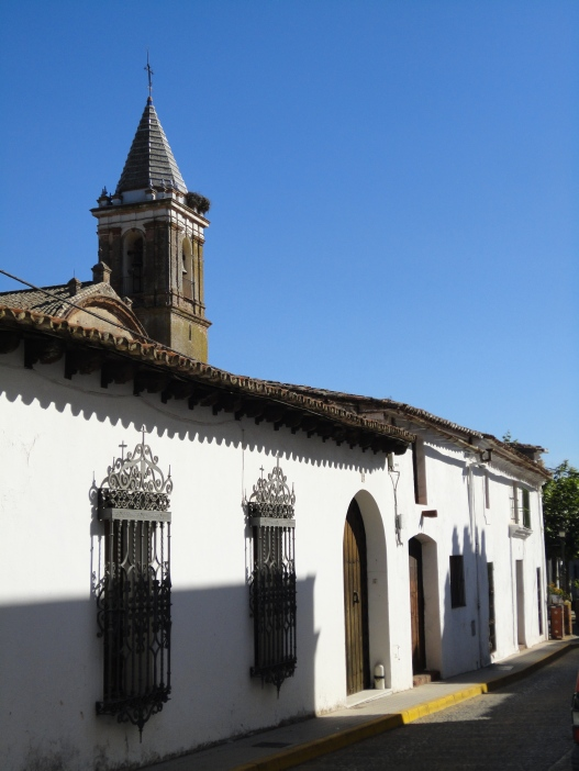 Calle Ordoñez Rincón.
